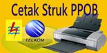 Web Cetak Struk Aero Pulsa